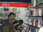 Purchasing books for kwa Muema Secondary and Mulundi Library