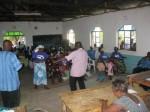 Mulundi residents giving with joy, Kitui, Kenya.