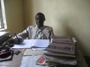 Mulundi-Kwa Muema Secondary School Deputy Headmaster