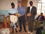 St. James Batavia, ACK-Seed Distribution for Famine Relief